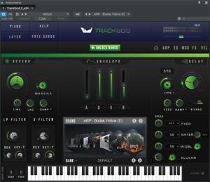 TrackGod Sound TRACKGOD 2 + 17 Expansions 40 GB Windows Macintosh