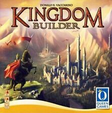 Queen Games 60832f Kingdom Builder Board Game