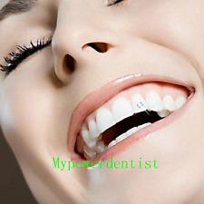 10box Dental Oral Teeth Gems Crystal Tooth Diamond Ornaments Transparent Jewelry