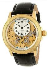 Stuhrling Original 368B 33352 Gemini II Automatic Dual Balance Wheel Mens Watch