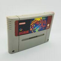 Jeu - Super Metroid - Nintendo - PAL FAH - SNES - Super Nintendo