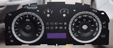 2010- 2012 FORD ESCAPE  GAUGE OVERLAY/ FACEPLATE KM/ H