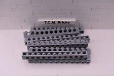 brick 3895           OCCASION//USED Brique technique 1x12 noir black Lot x2