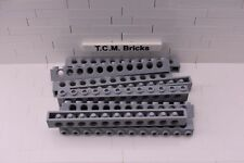Barres perforées OldGray LEGO TECHNIC bricks with holes 1 x 12 ref 3895