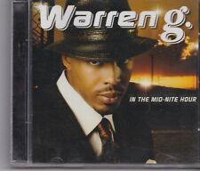 Waren G-In The Mid Nite Hour cd album