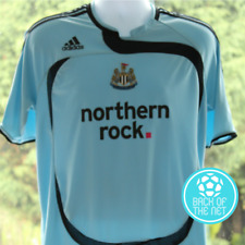 Newcastle United Away Shirt  2007-08 Size:M