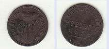 Cu 1 Pfennig 1858 A Schaumburg-Lippe etwas rauh kl. Rdf. stampsdealer