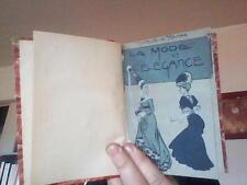 Tramar (Comtesse de).  La Mode et l'Elégance.  Paris, Havard et Cie, 1906. In-12
