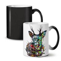 Psychedelic Nature NEW Colour Changing Tea Coffee Mug 11 oz   Wellcoda
