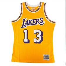 5039f615ae9 Wilt Chamberlain Los Angeles Lakers Mitchell   Ness Swingman Jersey L