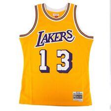 18cf8fc32 Wilt Chamberlain Los Angeles Lakers Mitchell   Ness Swingman Jersey L