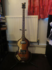 Hofner 1966/7 Left Hand 500/1 Violin Bass Genuine 100% 60's Beatles McCartney 65