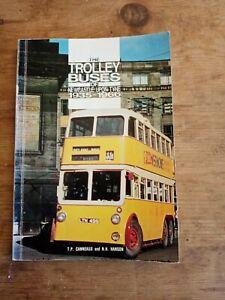 THE TROLLEYBUSES OF NEWCASTLE UPON TYNE 1935 - 1966. GOOD.