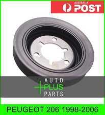 Fits PEUGEOT 206 Crankshaft Pulley Engine Harmonic Balancer