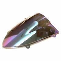 Iridium Wind Screen Double bubble Bike For 2008-2012 2010 Kawasaki NINJA ZX250R