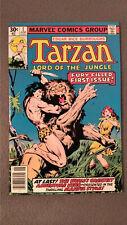 Tarzan #1 (1977) VF/NM Marvel Comics Edgar Rice Burroughs Flat rate shipping