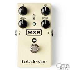 MXR FET Driver True Bypass Overdrive Tube Amplifier Effect Pedal - M264
