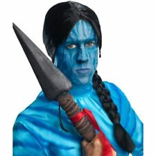 DISNEY AVATAR MOVIE JAKE SULLY WIG BRAIDED DRESS UP COSTUME COSPLAY INDIAN NEW