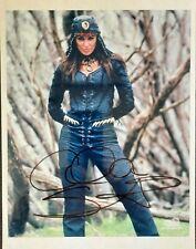 """SIGNED Xena: Warrior Princess """"ALTI"""" CLAIRE STANSFIELD Autograph 8X10 Glossy COA"""