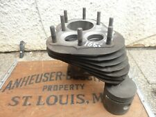 Harley Flathead WL WLA Servicar Motor front Zylinder original 0.30