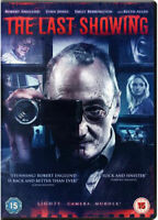 The Last Showing DVD (2014) Robert Englund, Hawkins (DIR) Gift Idea Movie NEW