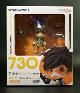 Good Smile Company Nendoroid No. 0730 Overwatch Tracer - MISB Factory Sealed