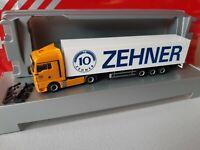 MAN TGX   Zehner Spedition GmbH 97337 Dettelbach  Trocken Koffer  Exclusiv Serie