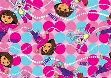 "Springs Creative Dora Fabric 44"" New on Bolt 100% Cotton"