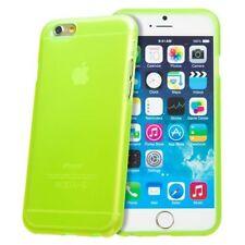 Étuis, housses et coques etuis, pochettes verts en silicone, caoutchouc, gel pour téléphone mobile et assistant personnel (PDA)