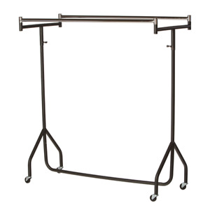 6ft Heavy Duty Parallel Garment Rail ** SPECIAL PRICE **