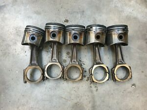 Land Rover Td5 Conrod And Piston