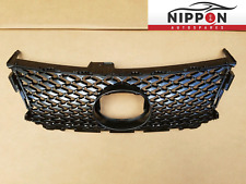 NEW GENUINE LEXUS IS250 IS300 IS350 F-SPORT FRONT UPPER GRILLE 53112-53061