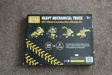 Meccano Style Heavy Mechanical Truck construction Kit