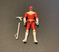 Power Rangers Zeo Sword Action Red Ranger 1996