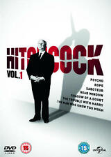 Hitchcock: Volume 1 (Box Set) [DVD]