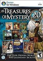 BRAND MEW Mystery Masters: Treasures of Mystery Collection (PC, 2012)