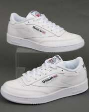 Reebok Club C 85 Trainers in White leather - classic sneakers, retro shoes