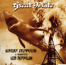 Great White - Great Zeppelin A Tribute To Led Zeppelin (AUDIO CD in JEWEL CASE)