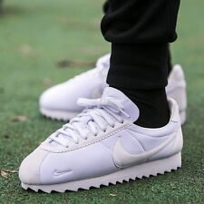 NIKE CLASSIC CORTEZ SHARK LOW SP 810135-110 BIG TOOTH NIKELAB WHITE DS sz 11