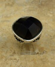 STUDIO BARSE STERLING SILVER PURPLE QUARTZ RING SIZE 6  HSN $179 SOLD OUT