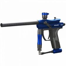 New Kingman Spyder Fenix Electronic Paintball Gun Marker - Gloss Blue