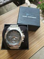 Marc Anthony Mens Watch Stainless Steel FMDMA143  (NEW)