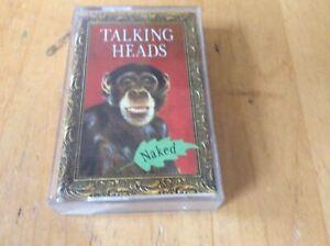 Talking Heads Naked Cassette