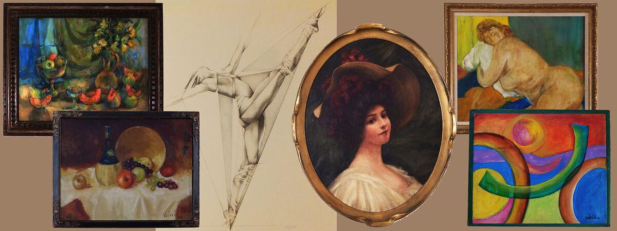 BEHOLDER TREASURES Fine Art Gallery