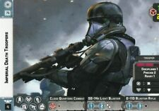 Star Wars Legion - Promo Alt Art - Character Card - Imperial Death Troopers