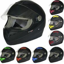 RT-823 Integralhelm Motorradhelm Integral Motorrad Roller Helm Bobber rueger