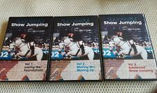 Successful Show Jumping With Tim Stockdale,DVD: Volume One,Two,Three,Vol 1, 2, 3