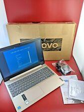 "Lenovo IdeaPad 3 15.6"" Notebook 2.4GHz 4GB 1TB Windows 10 (81WB0002US)"