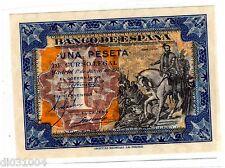 Espagne SPAIN ESPANA Billet 1 PESETA 01/06/ 1940 P121 A HERNAN CORTEZ  NEUF UNC