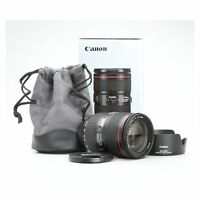 Canon EF 4,0/24-105 L IS II USM + TOP (228855)